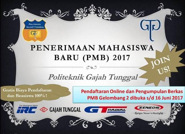 perpanjangan PMB 2017